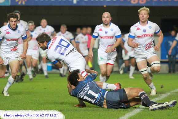 Grenoble - Toulouse